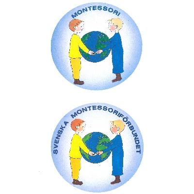 Klistermärke, Montessorisymbolen